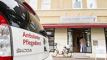 Johanneswerk ambulant Pflegedienst Gütersloh